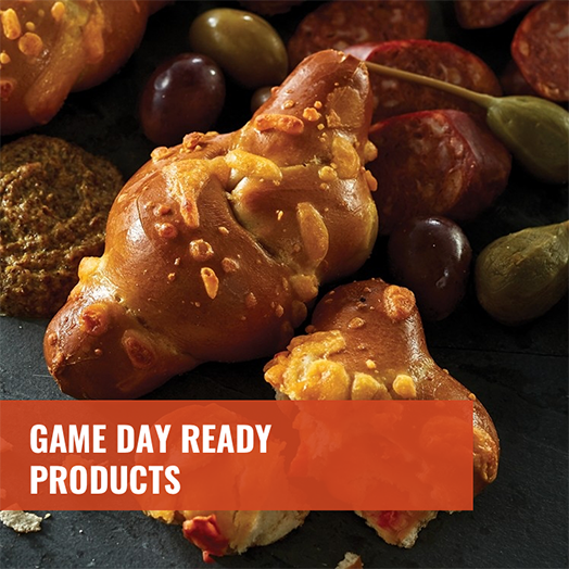 Game day ready products