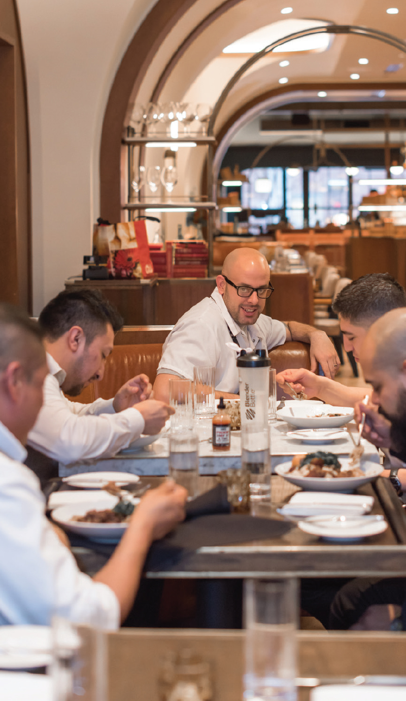 These Chefs Prove Budget Friendly Staff Meals Are Possible Us Foods
