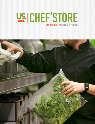 Chefstore product catalog