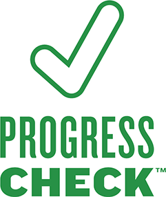 Progress Check logo