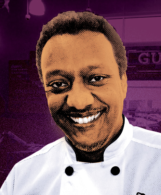 onathan Seyoum, chef-partner The Original Pancake House Dallas, six locations