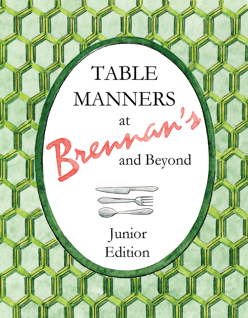 book - table manners
