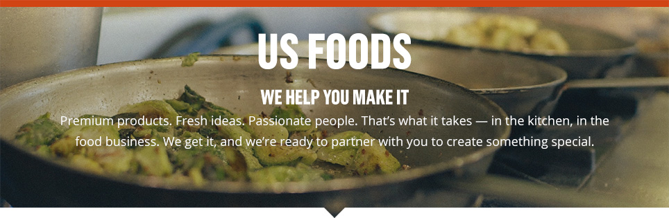 About Us US Foods - Map us foods pheonicx