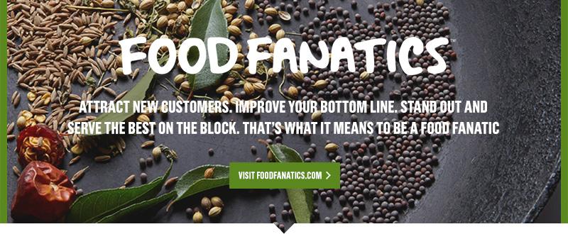 Food Fanatics US Foods - Map us foods pheonicx