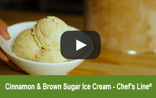 Cinnamon & Brown Sugar Ice Cream