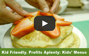Kid Friendly. Profits Aplenty: Kids' Menus