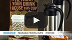 Reusable Travel Cups