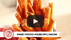 Sweet Potato House Fry