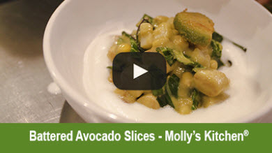 Molly's Kitchen® Battered Avocado Slices