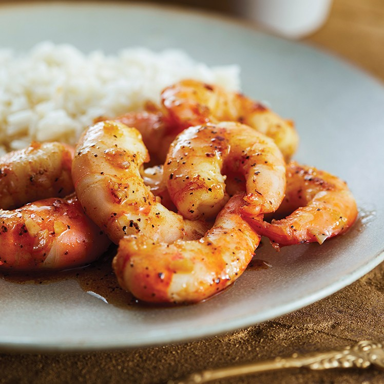 Calamansi Barbecue Shrimp 748x748