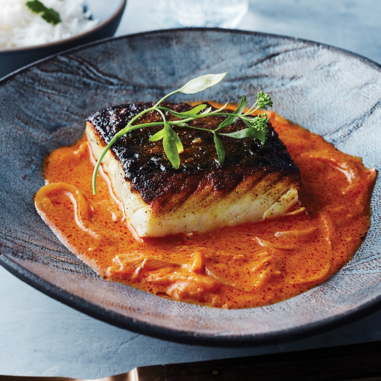 Pan-Roasted_Stone_Bass_with_Buttermilk_Curry_748x748