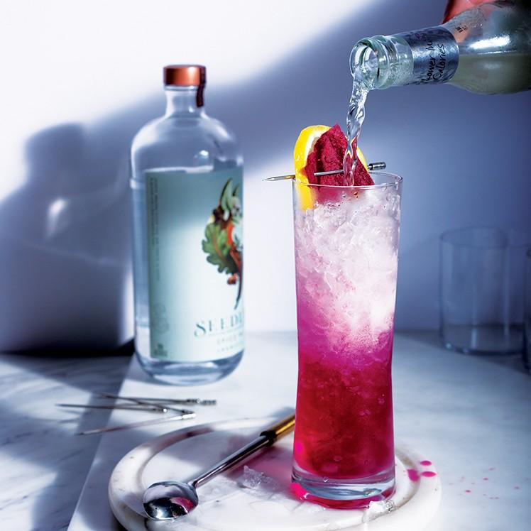 When In Maine Non-Alcoholic Cocktail Recipe