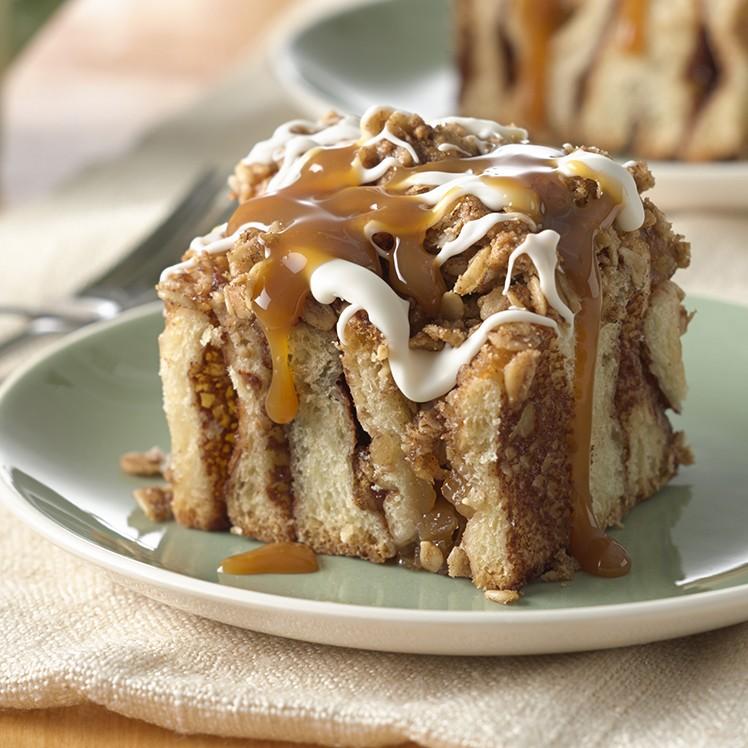 Cinnamon Roll Coffee Cake Us Foods