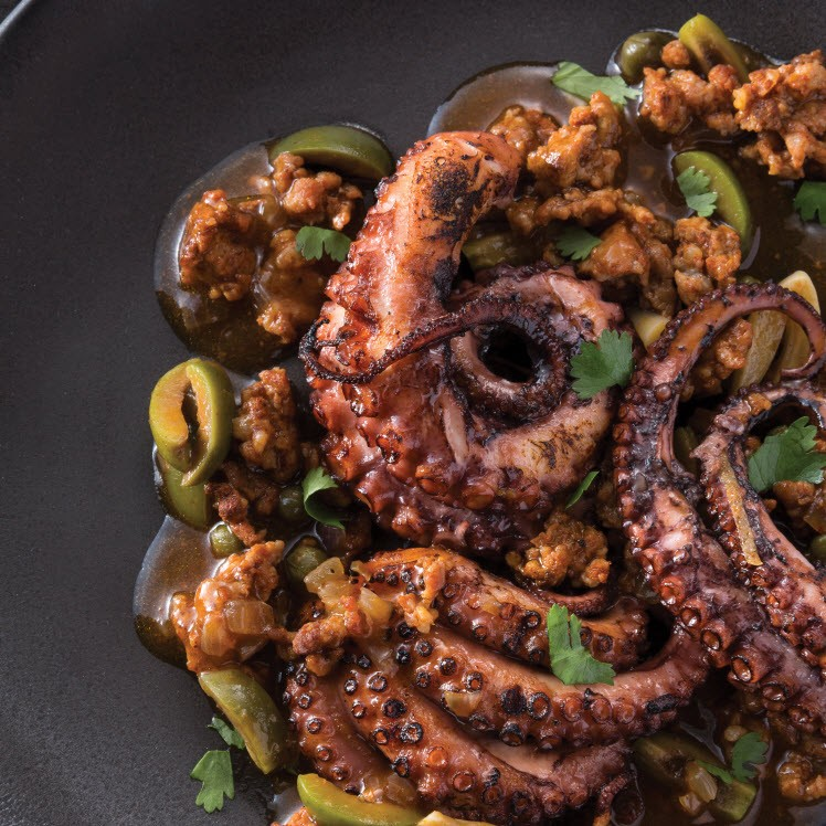 Grilled Baby Octopus | US Foods